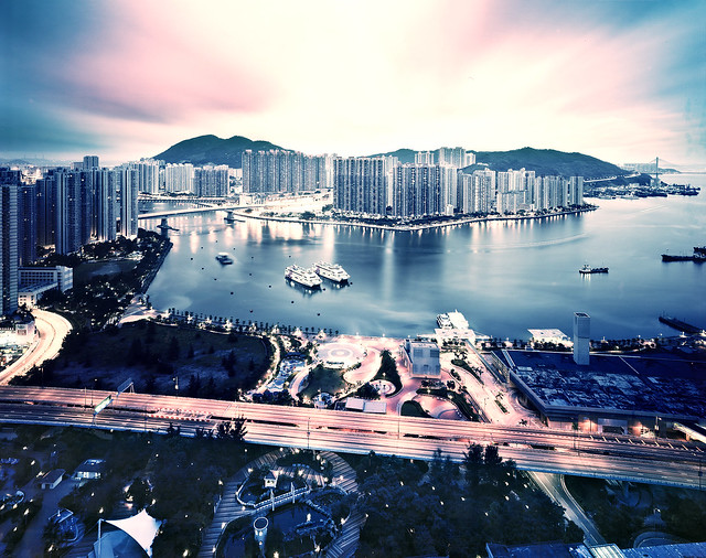 Hong Kong #37 -drumscan