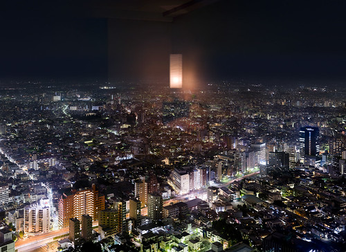 4814 (Park Hyatt Tokyo) by City View King