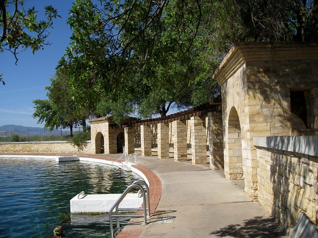 4788521904 79d772ae20 z Balmorhea,Texas: Swimming with the Fishes