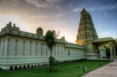 HDR: Sri Meenakshi Entrance