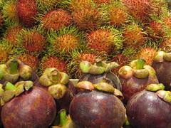 rambutan, produce, fruit, food,