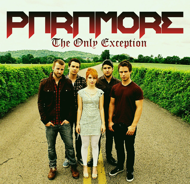 Paramore - The Only Exception | Flickr - Photo Sharing! Paramore The Only Exception