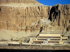 Egypt. Hatshepsut's Temple