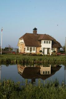 19173 Reeuwijk villa (Oudeweg) ext 08 1996