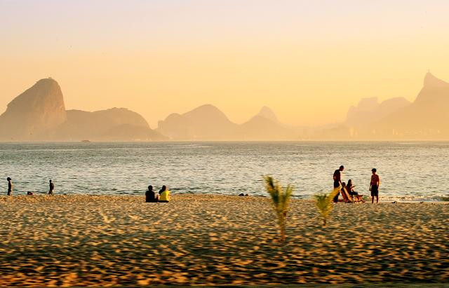 Niterói - Rio de Janeiro - Brasil  - Rio de Janeiro - Brasil -  Pão de Açúcar - Corcovado