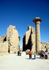 Egypt. Karnak Temple