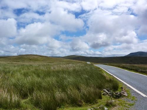 Empty Road II, Snowdonia