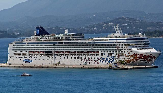 Norwegian Gem Cruise Ship  Flickr  Photo Sharing