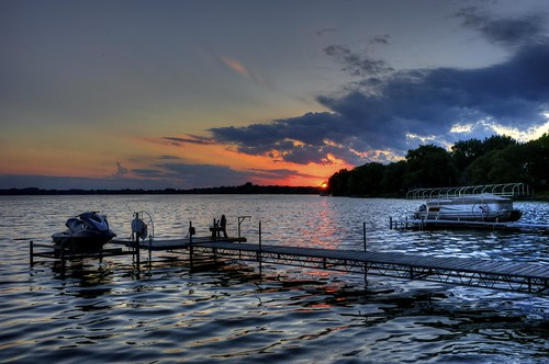 sunset summer lake water wisconsin clouds evening nikon fullframe tamron beaverdamlake horwath photomatix tamronlens frameit dodgecounty d700 rayhorwath tripleniceshot mygearandmepremium tamron28mm300mmlens townoffoxlake artistoftheyearlevel3 celebritiesphotographyforrecreation