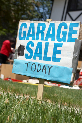 Tips for Placing a Garage Sale Classified Ad