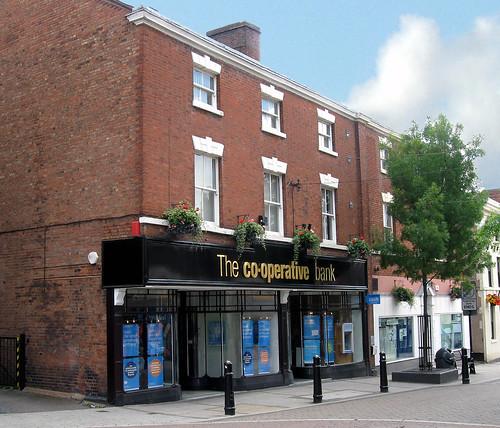 Co-operative Bank, Tamworth