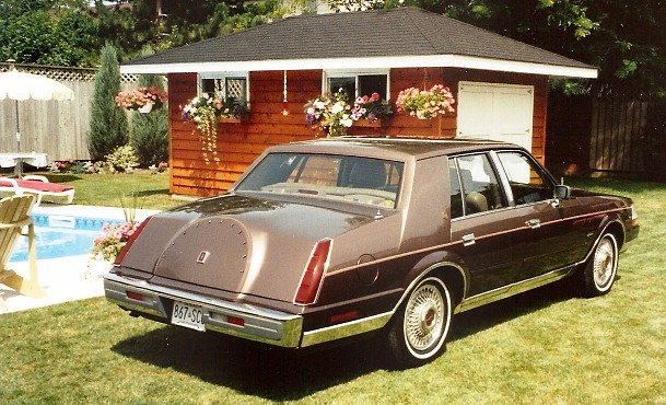 1987 lincoln continental givency sedan a photo on flickriver. Black Bedroom Furniture Sets. Home Design Ideas