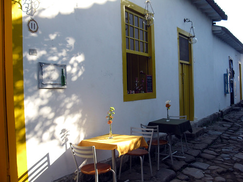 Cores de Paraty (Colors of Paraty, Brazil)
