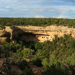 Cliff Palace from Mesa Top Loop Road, Mesa Verde National Park, Colorado