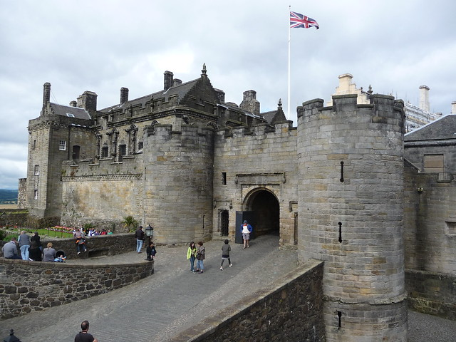 Main Entrance, Stirling Castle