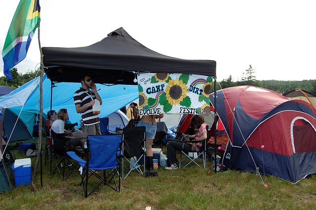 Evolve 2010 CAMP DIRT
