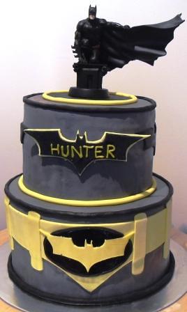 Batman Bday Cakes A Gallery On Flickr