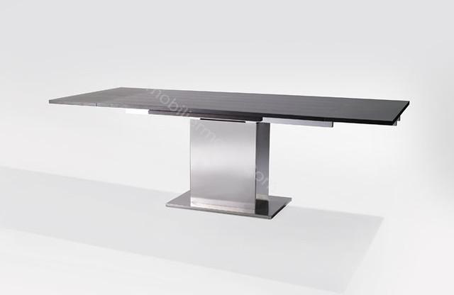 Joice table de salle manger avec rallonges flickr for Table de salle a manger design avec rallonge