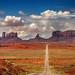 U.S. Highway 163 by Wolfgang Staudt
