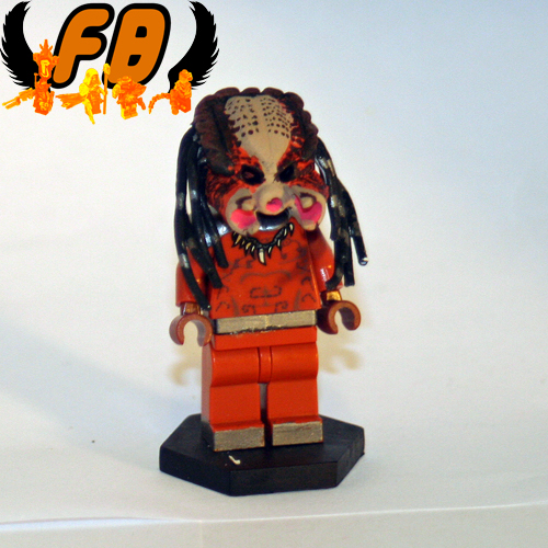Flashing without the mask 8