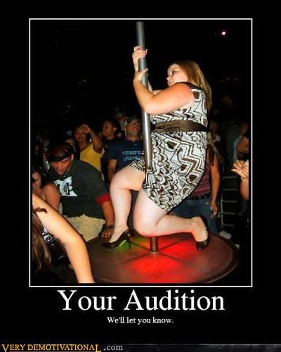 Your Audition