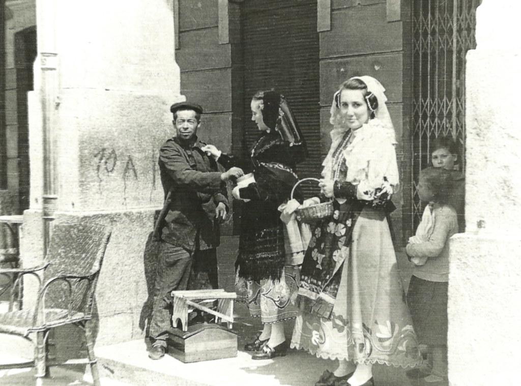 Ávila. Fiesta de la Flor.