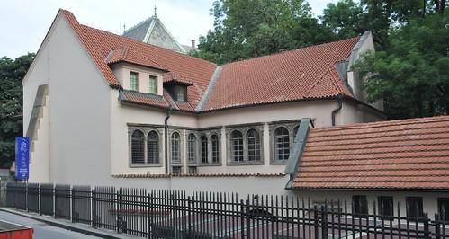 Pinkasova synagoga, Praha, Josefov