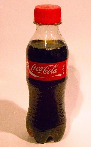 Coca-Cola Mini PET plant Bottle Mexico 200 ML AUG 2010 ...