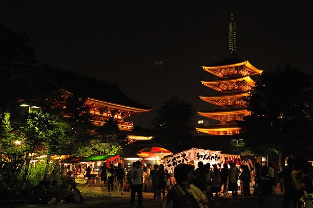 浅草寺 Sensouji