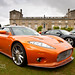 Supercars at Wilton House, August 2010