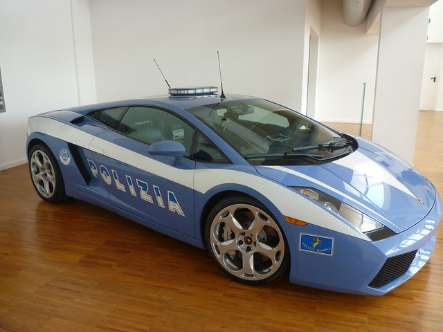 Lamborghini Police Car Flickr Photo Sharing