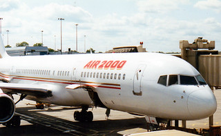 Air 2000 Boeing 757, Birmingham Airport, Flight No. AMM224, 15th May 1993