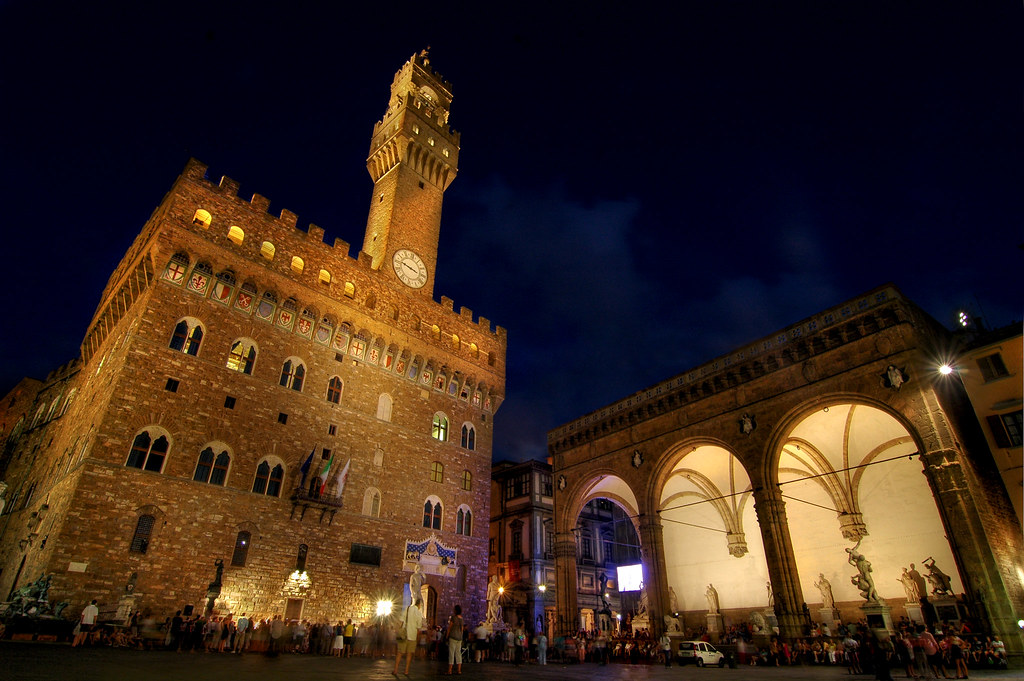 Top 10 Things to See in Florence, Italy: Visit Florence: Piazza della Signoria, Florence
