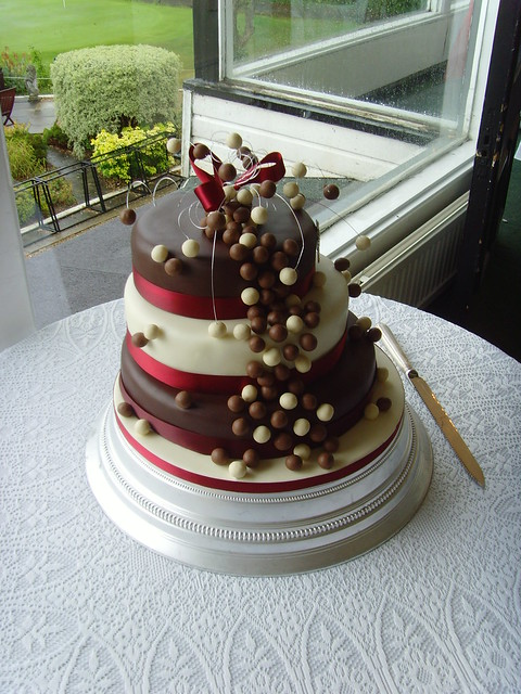 malteser wedding cake malteser wedding cake flickr photo 17092