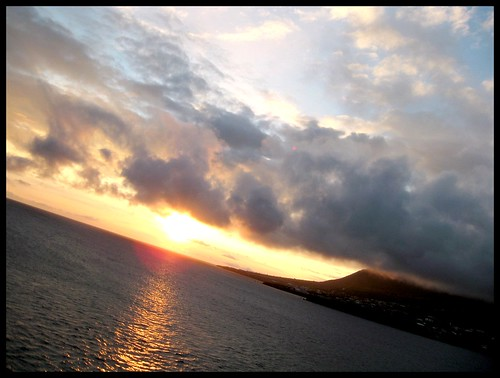 sunset stkitts usvirginislands