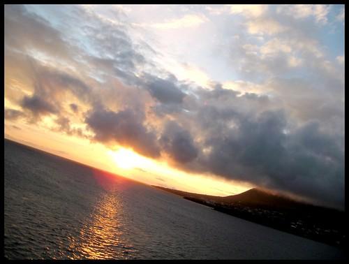 sunset stkitts usvirginislands
