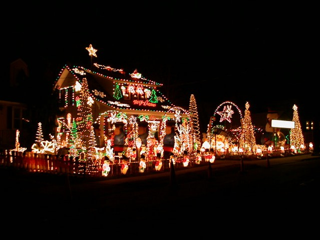 Best Christmas Decorations In Northern Nj : Crazy over the top christmas decorations hamilton new