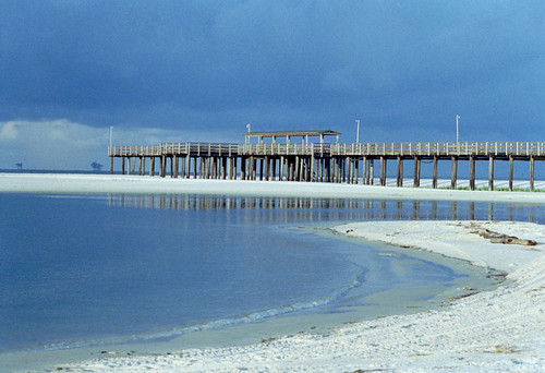 Flickr discussing w nw a new day endless possibility in for Dauphin island fishing pier