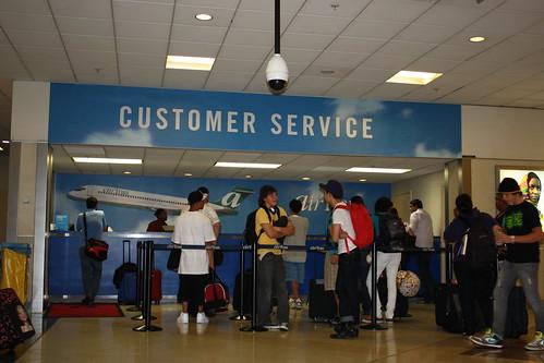 Atlanta Airport 2010