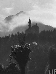 Neuschwanstein, by E.O. Hoppe
