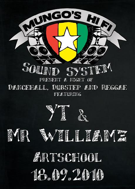 Mr Williamz / YT - Babylon In Helicopter / Write Some Lyrics
