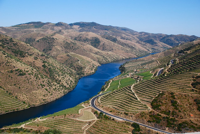 Douro is One of the Major Rivers of the Iberian Peninsula