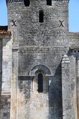 Eglise Saint-Brice de Saint-Mandé-sur-Brédoire