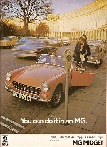 The General Car Insurance Quote >> Old MG ad's - MG-Rover.org Forums