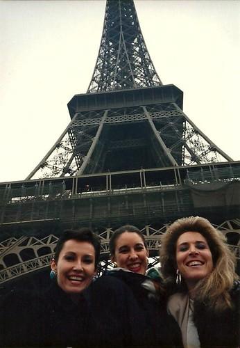 Neeta Kelly Joan Tour de Eiffel