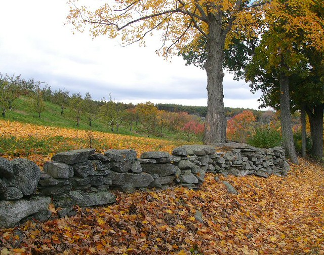 Six Mysterious Stone Structures of New England