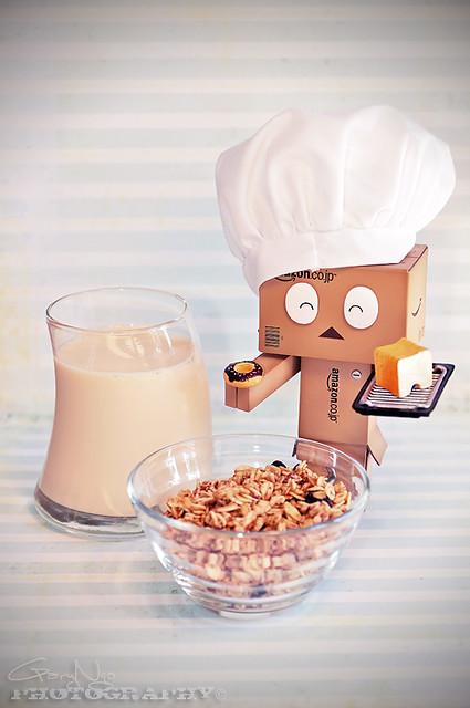 Breakfast, Sir? [Explore #12]