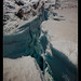 Crevasses before glacier camp, Chopicalqui (3)