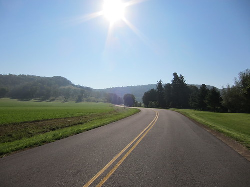 Kickapoo BRAVE biking Driftless Wisconsin