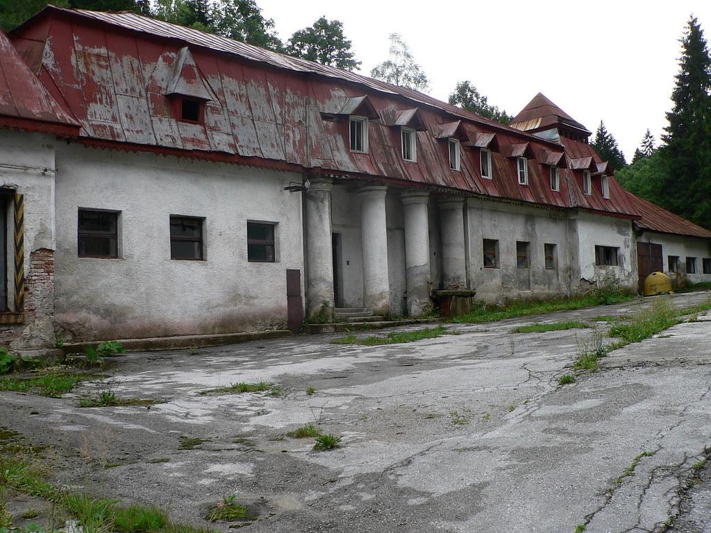 Old bottling plant - Korytnica Kúpele - 03